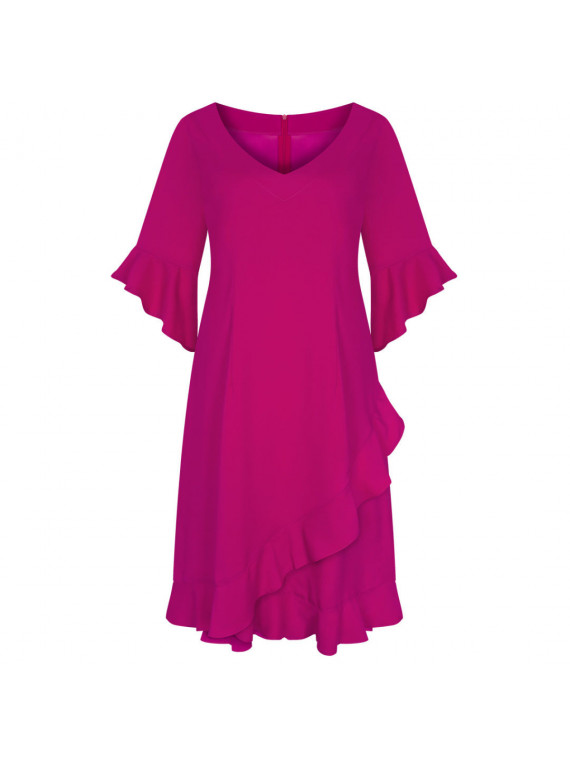 Lekka sukienka plus size