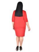 Sukienka Vanessa tył