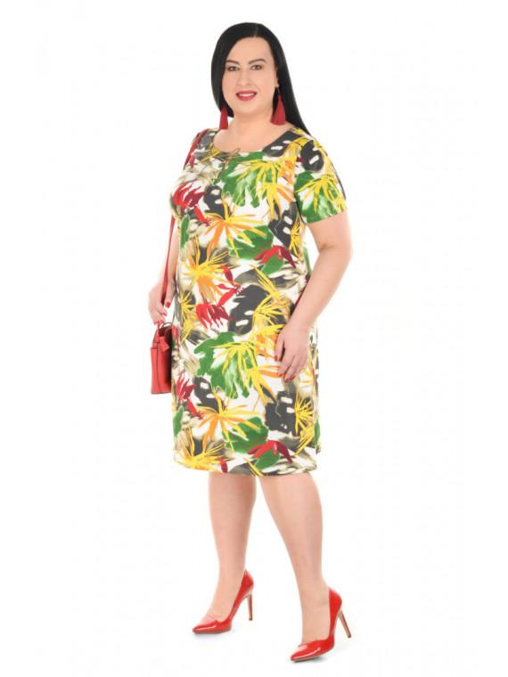 Sukienka na lato plus size