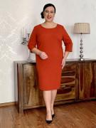 Sukienka dla Kobiet plus size