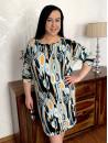 Sukienka Adele plus size